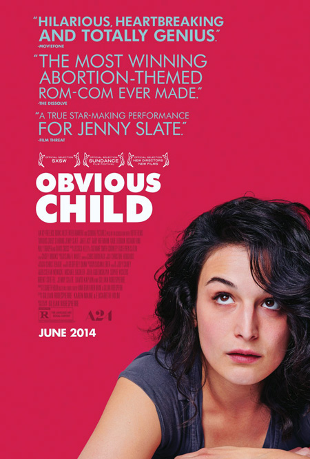 Obvious Child movie poster