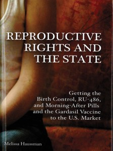 Reproductive Rights Book Cover Art