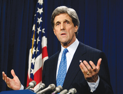 """I oppose abortion, personally. I don't like abortion. I believe life does begin at conception."" — Former US senator John Kerry (Washington Post quoting an interview with the Iowa Telegraph Herald in July 2004)"