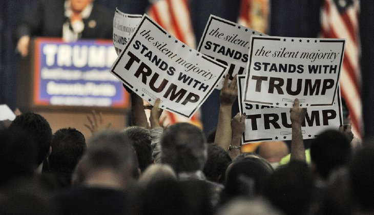 Rally turnout has scores of Donald Trump supporters believing that something is amiss, that the polls are not polling —œWe The People—£ and are some how intentionally ignoring all of those people who stand out in the heat waiting for Mr. Trump to arrive and thrill them. (AP Photo/Steve Nesius)